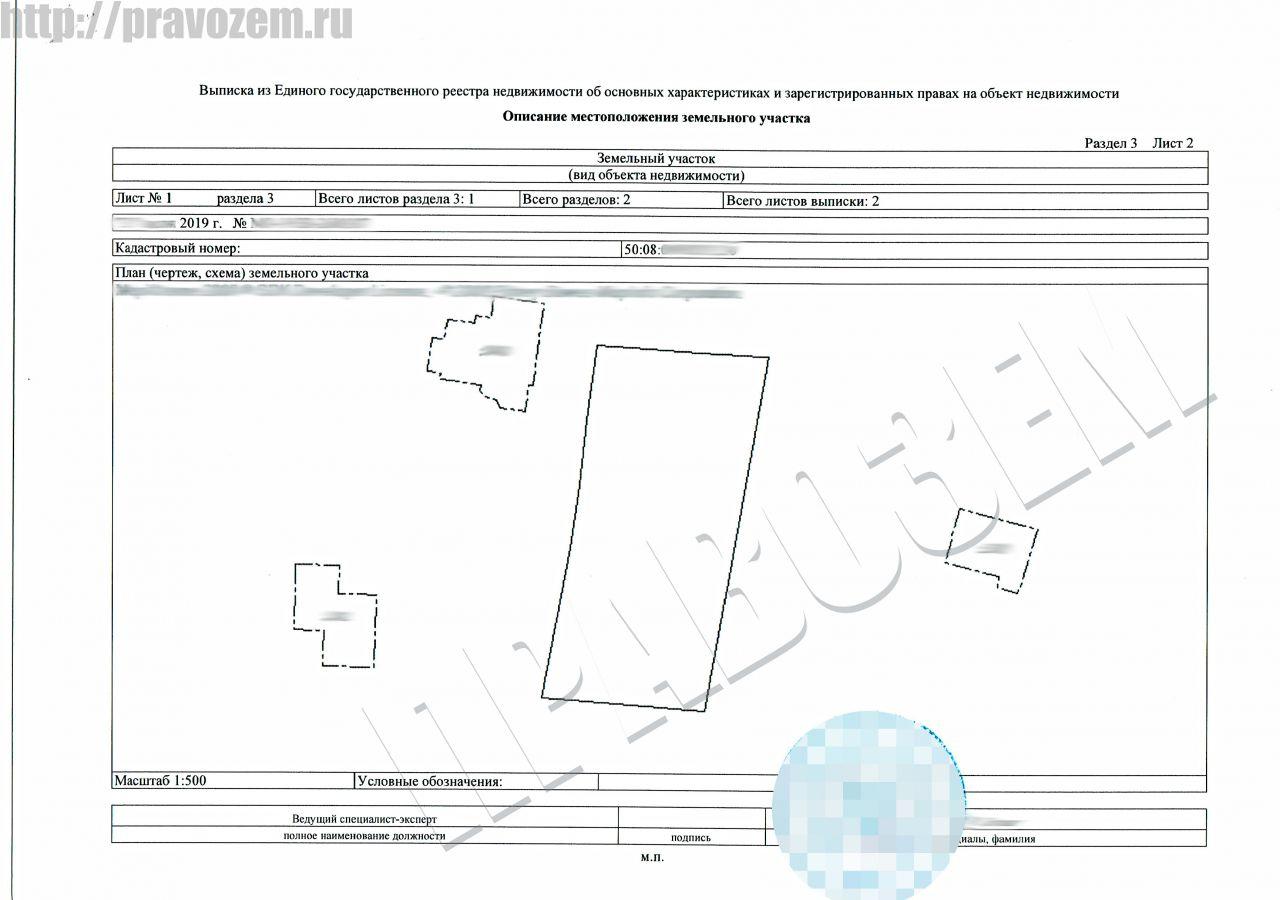 Межевание с увеличением площади земельного участка в Истринском районе