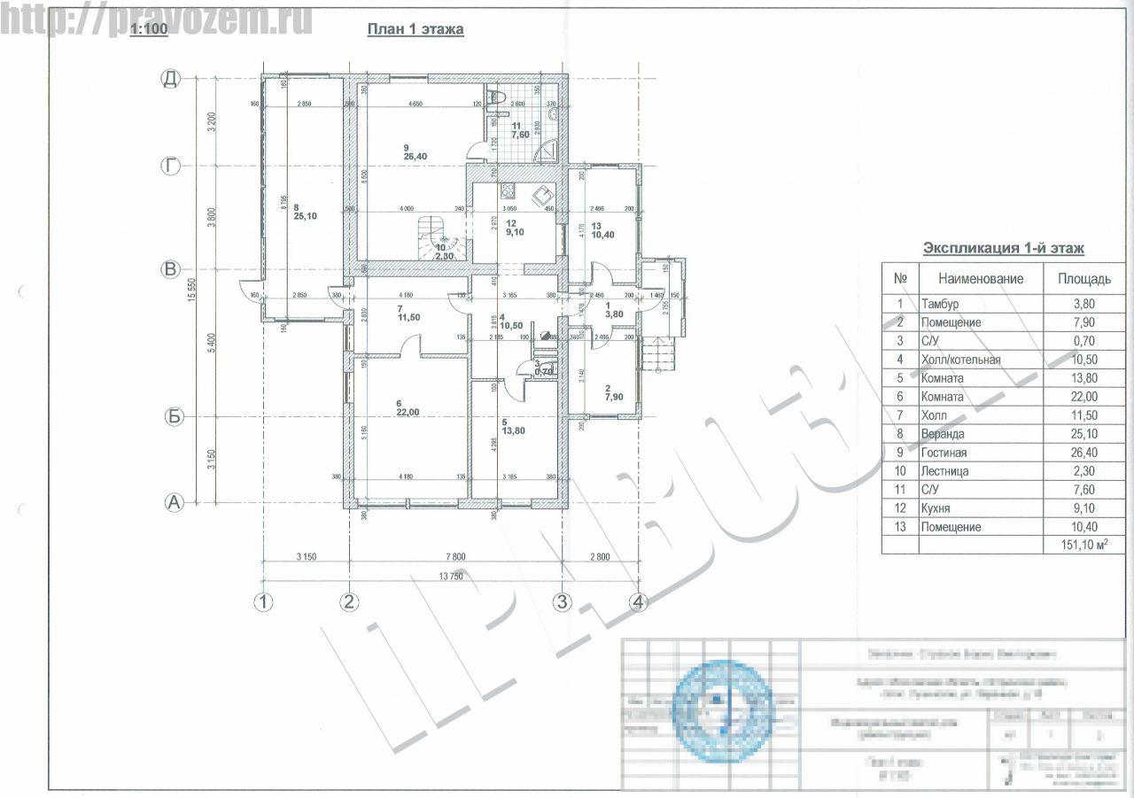 Оформление реконструкции дома в СНТ