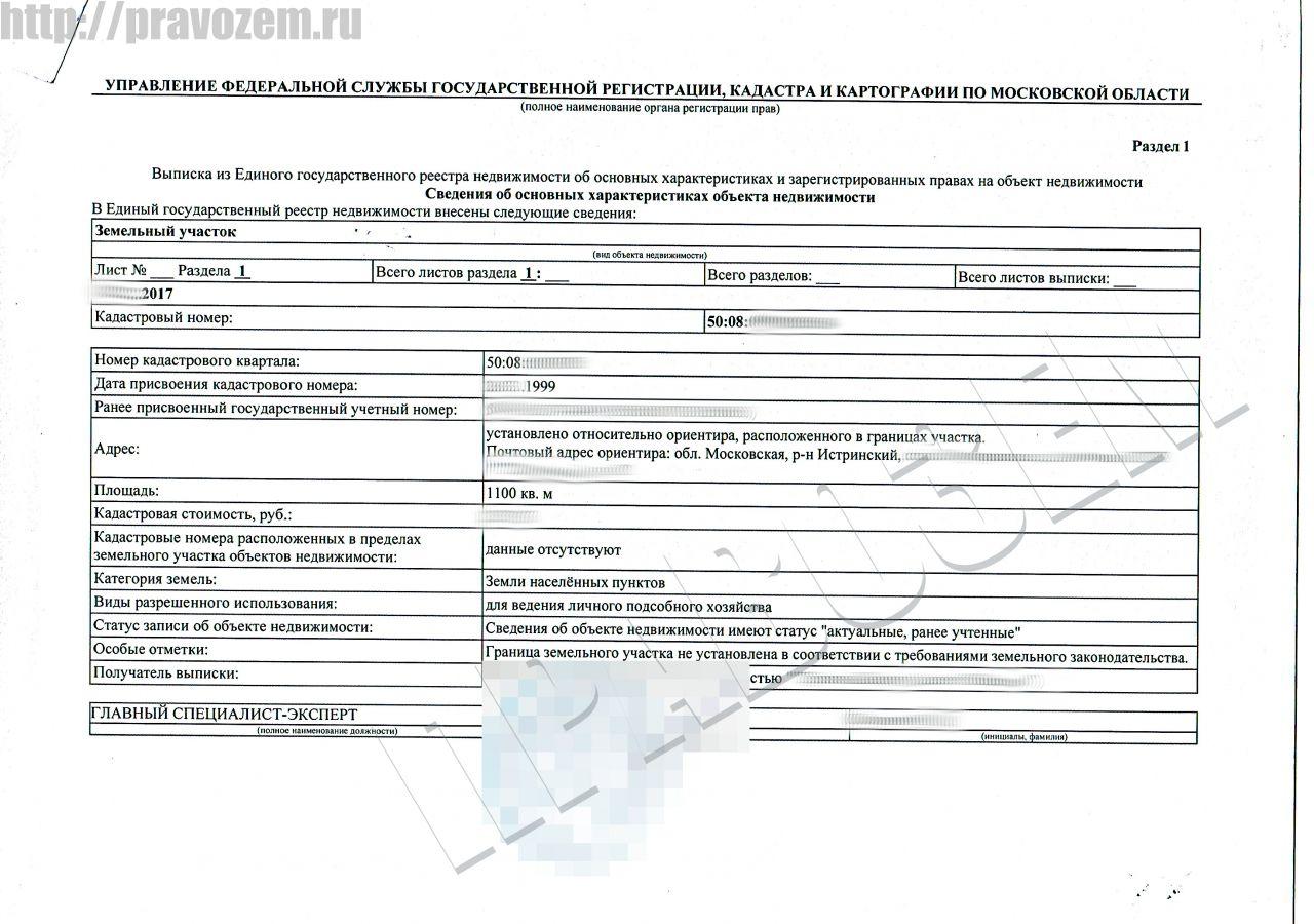 Составление договора купли-продажи участка и оформление права собственности в Истринском районе