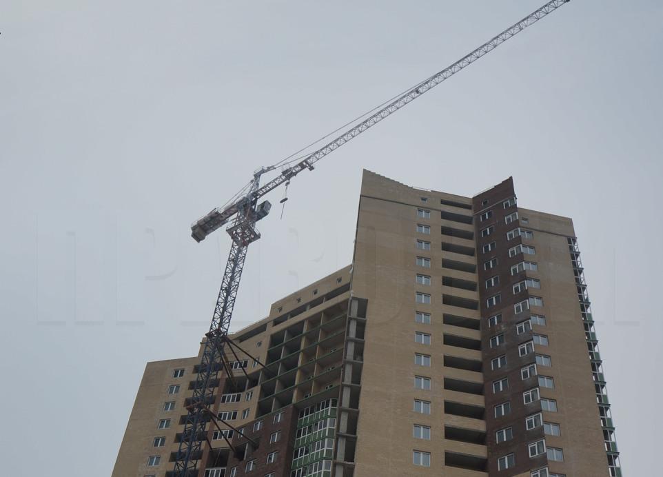 сроительство многоэтажного дома