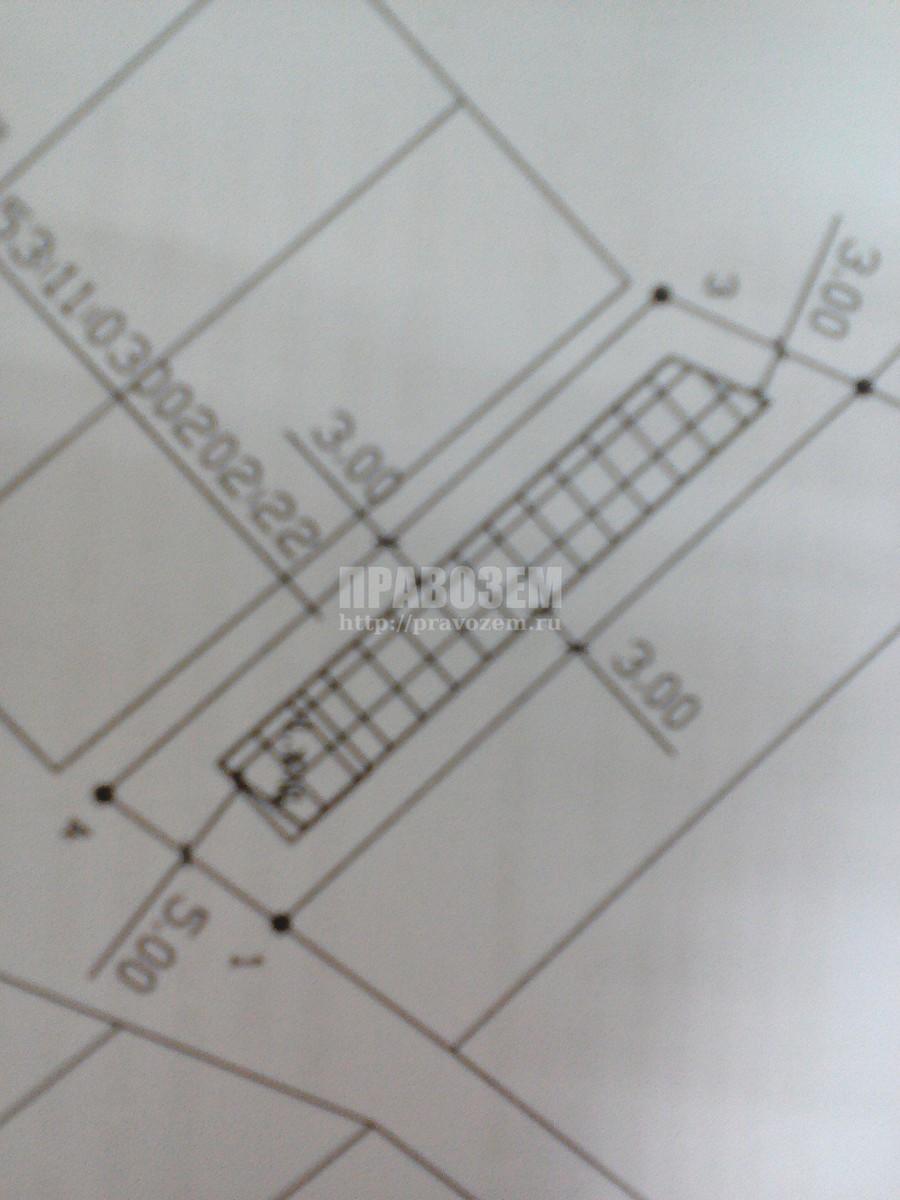 градостроительный план участка А/Н Правозем