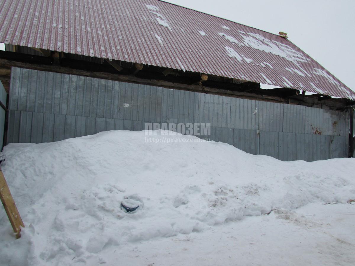 Как построить гараж зимой без фундамента