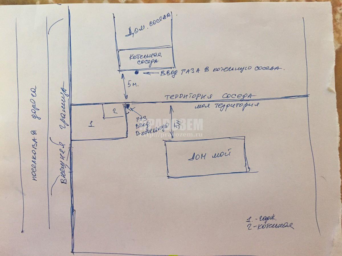 Можно ли узаконить новый дом без согласия соседей