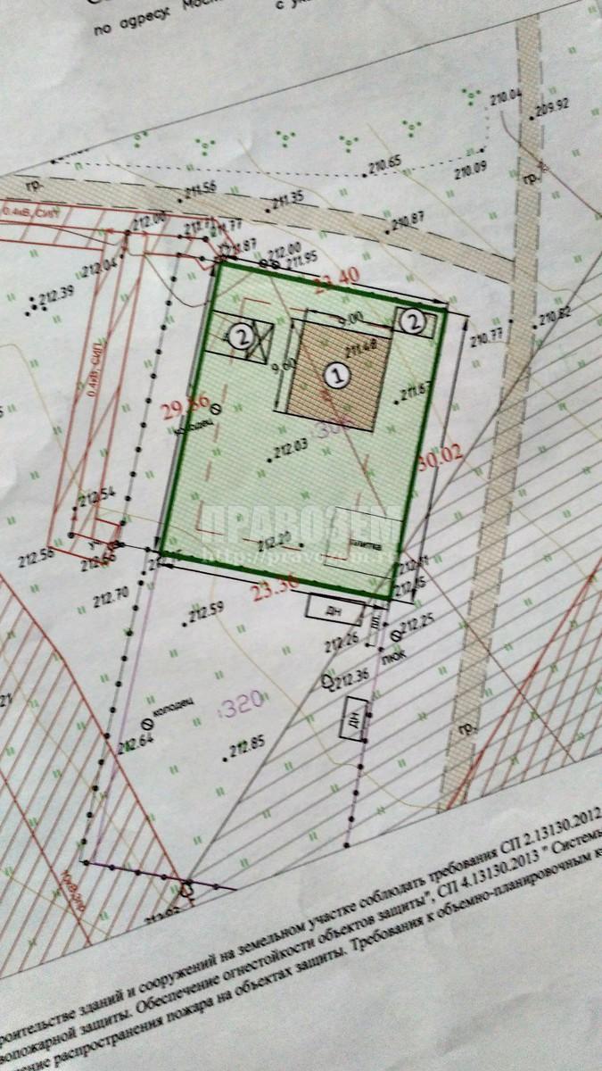 Как сделать межевание участка без соседей 163
