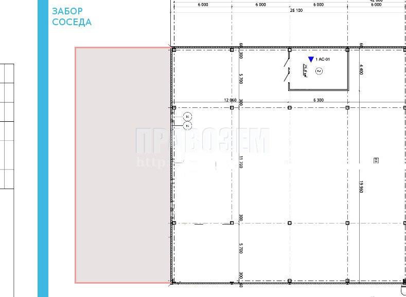 Самостоятельная реконструкция дома А/Н Правозем