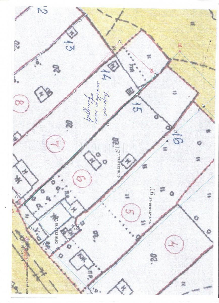 Как сделать межевание участка без соседей 121