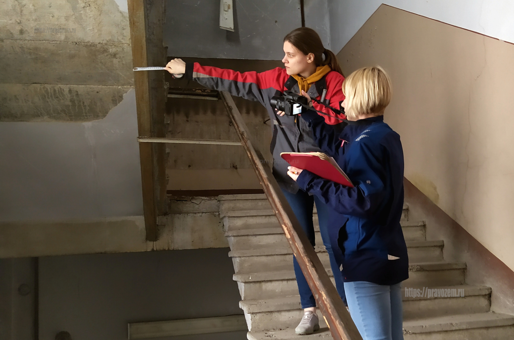 Подготовка заключения о состоянии несущих конструкций для реконструкции здания