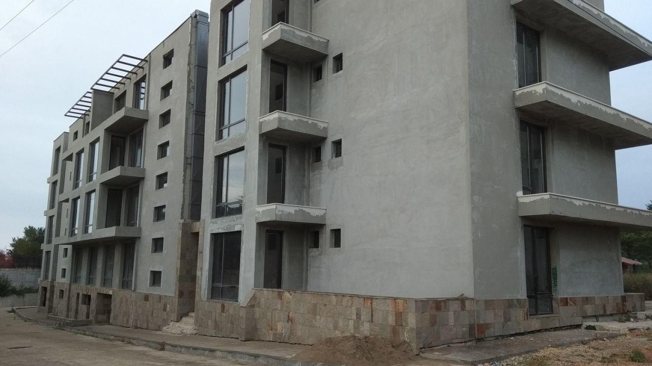 Завершение строительства многоквартирного дома
